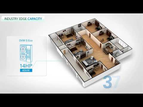 DVM S ECO - Residential and Light Commercial Solution - English ver