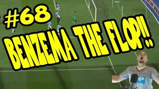 BENZEMA THE FLOP!!! FIFA 14 Career Mode #68