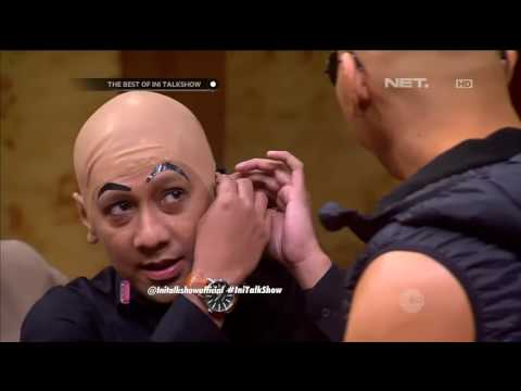 The Best of Ini Talkshow   Deddy Kok Bulet Ciut Ditatap Deddy Corbuzier   YouTube 2
