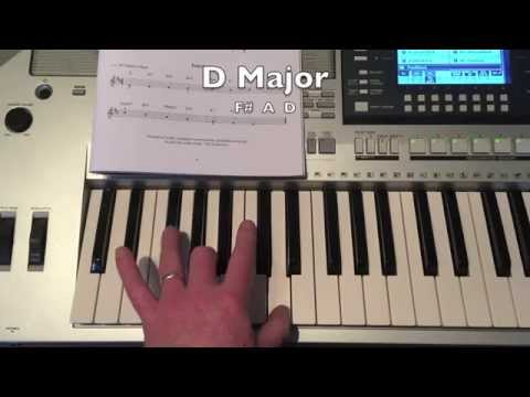 Lcm Grade5 Keyboard Scale Chord Exercise Youtube