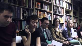 Дискуссия о консервативном повороте в культуре и искусстве 24.04.16