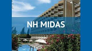 NH MIDAS 4* Італія Рим огляд – готель НХ МІДАС 4* Рим відео огляд