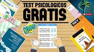 DESCARGA GRATIS LAS PRUEBAS PSICOMETRICAS MAS USADAS 2018 | MEGA