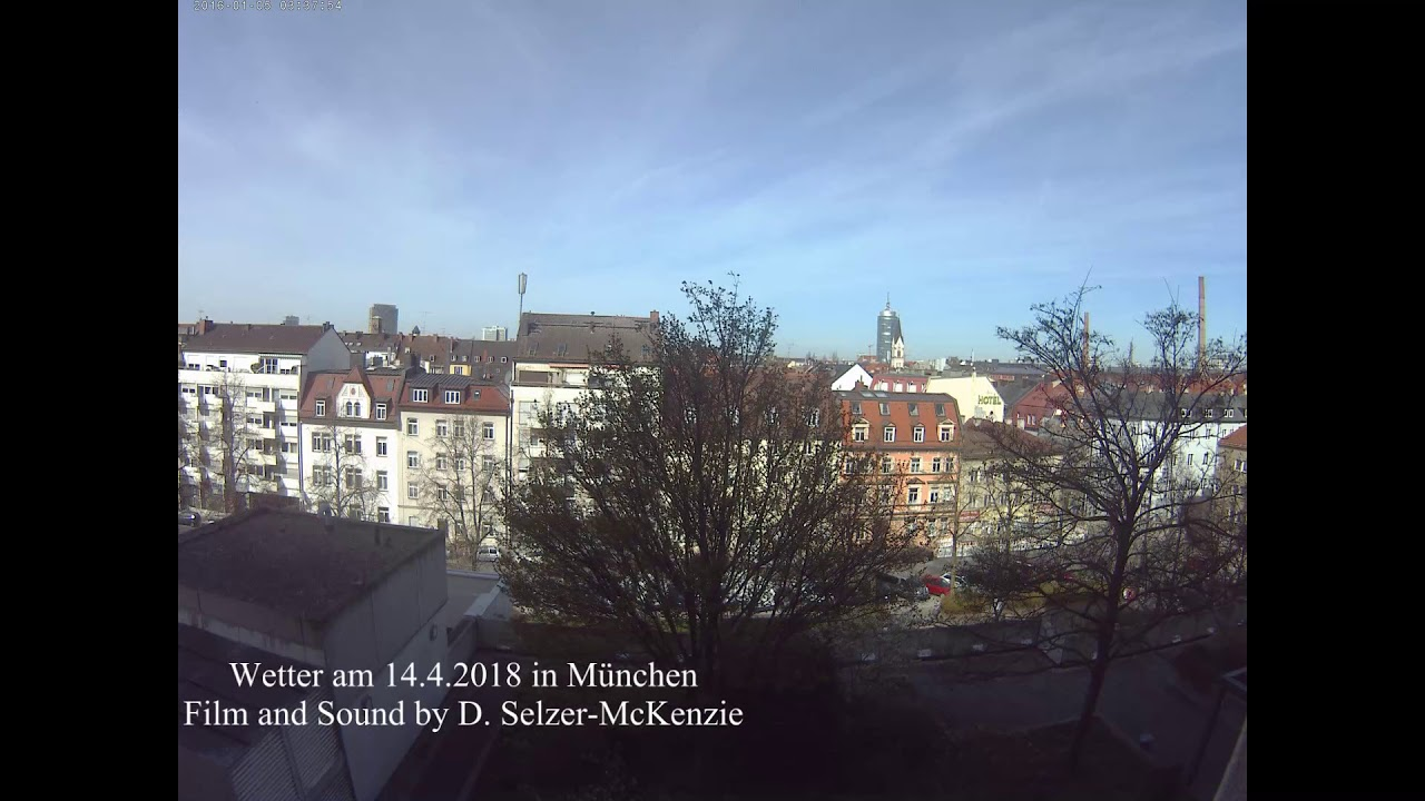 Wetter Munchen 14