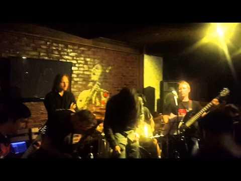 Red Planet - Enter Sandman (Metallica Cover)