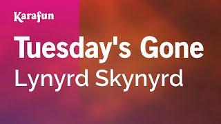 Karaoke Tuesday's Gone - Lynyrd Skynyrd *