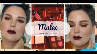 Grunge n glitter: Mulac BE BRAVE collection