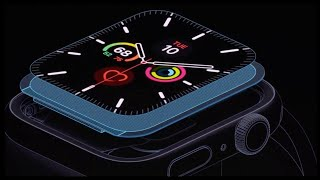 Apple Watch Series 5 1st look official video