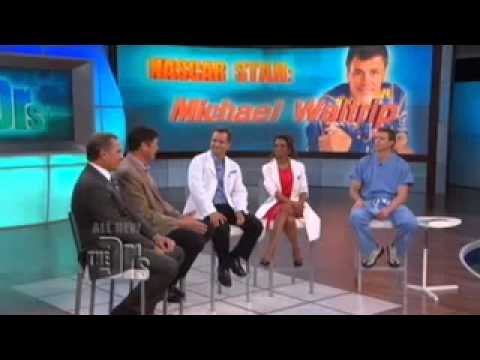 Michael Waltrip on The Doctors