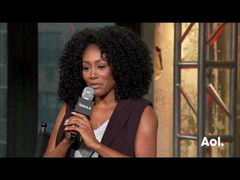 Simone Missick On Her First Sex Scene   BUILD Series
