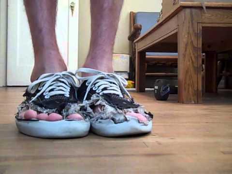 Dvs Trashed Skate Shoes Size 10 5 Argon