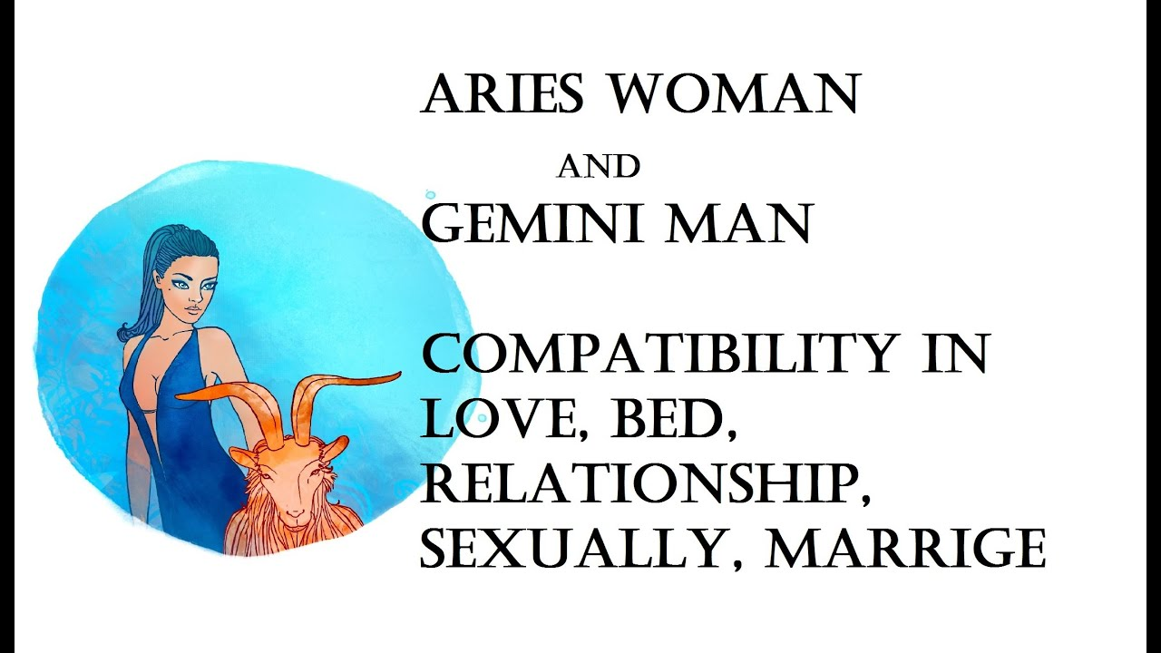 Relationship Gemini Man Aries Woman Love
