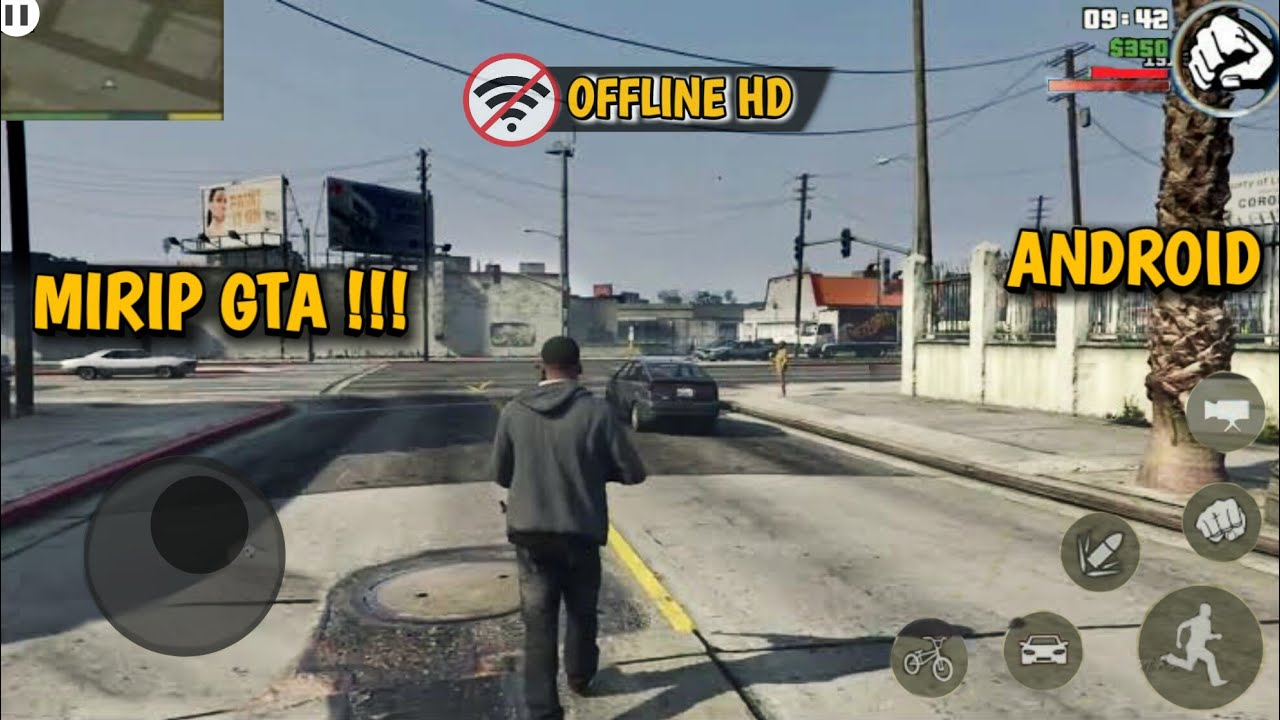 gta offline games for android
