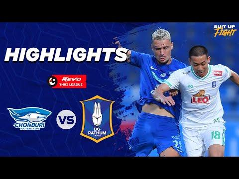 HIGHLIGHTS : THAILEAGUE 2021/22 : MATCH 1 : CHON 1-1 BGPU