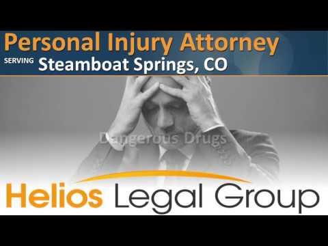 personal injury lawyer colorado springs