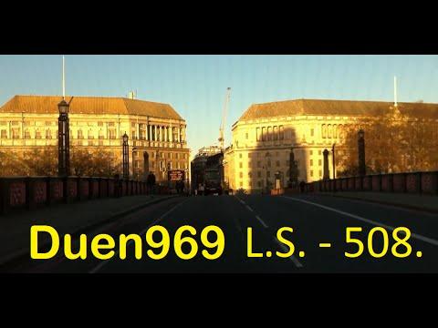 London Streets (508.) - Lambeth - Victoria - Hyde Park Corner - Marylebone - St. John's Wood