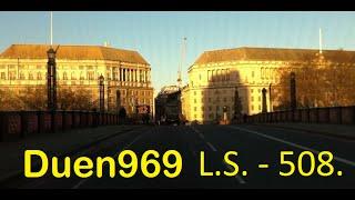 London Streets (508.) - Lambeth - Victoria - Hyde Park Corner - Marylebone - St. John