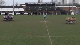 All the Thurrock v Henley Rugby Match.
