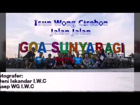 Isun Wong Cirebon Djalan² ning Goa Sunyaragi