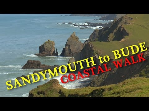 Sandymouth to Bude - South West Coastal Path Solo Hike