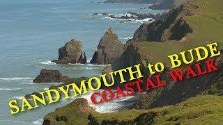 Sandymouth to Bude - South West Coastal Path Solo Hike