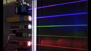 How to make a Laser Light Security Alarm/ TUTORIAL