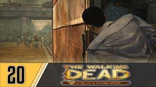 The Walking Dead #20: Wo kommen die denn her ~ [Season 1│Let's Play│Gameplay│German/Deutsch]