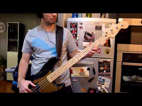 Madness - Night Boat to Cairo (Bass cover)