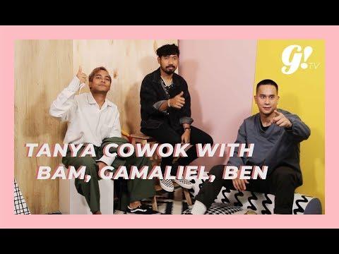 TANYA COWOK WITH BAM MASTRO, GAMALIEL, BEN SIHOMBING