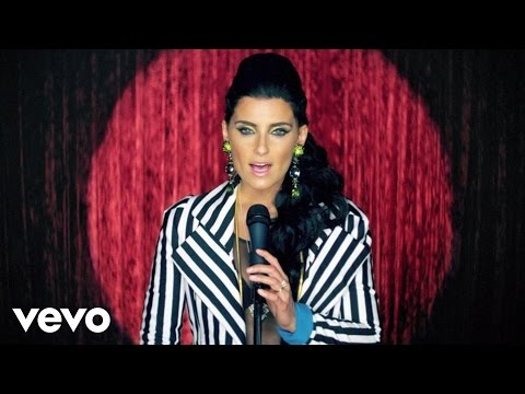 Nelly Furtado - Spirit Indestructible (Official Music Video)
