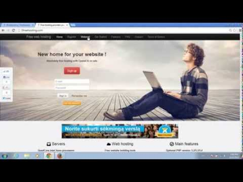 Free hosting | free domain - 5freehosting.com