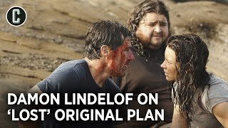 Damon Lindelof on the Original Three-Season Plan for 'Lost' and the Negotiation to End the Series