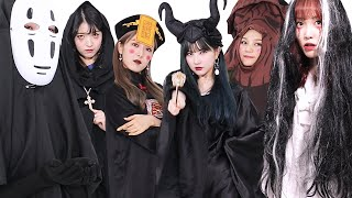 Video Gfriend Dancing In Ghost Costumes. Halloween In The Summer? ENG SUB • dingo kdrama download MP3, 3GP, MP4, WEBM, AVI, FLV Agustus 2018