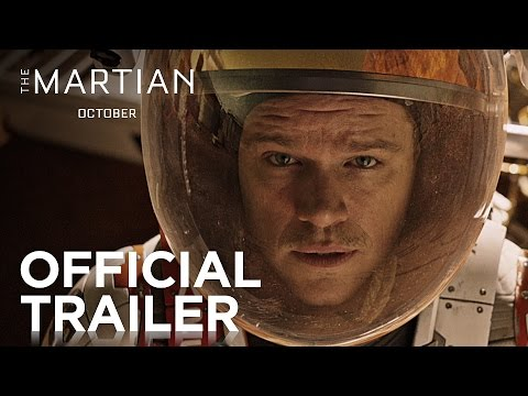 The Martian | Official Trailer [HD] | 20th Century FOX grandes regresos de directores