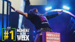 Nothing Could Contain This Falls Count Anywhere No DQ Main Event | AEW Dynamite