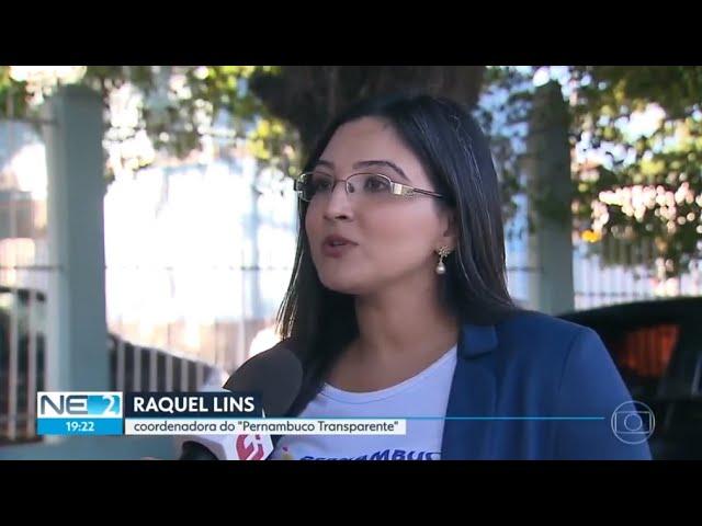 Reportagem Portal de Transparência Câmara Paulista: Comentários Raquel Lins | NE2 18.01.2020