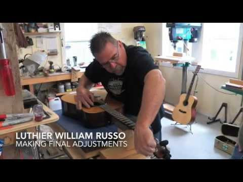 Singer Songwriter Tom Dean's Martin D-18 Retop at WR Custom Guitars