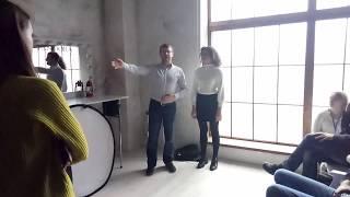 Мастер-класс Давид Дубницкий — фотограф в Pandora Studio