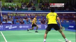 [Full] Badminton Lin Dan vs Lee Chong Wei 2010 Asian Games MS Final
