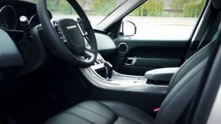 Range Rover sport 2013 Тест-Драйв