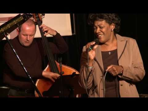 Carole Alston with Fritz Pauer Trio - I'm Beginning to See the Light