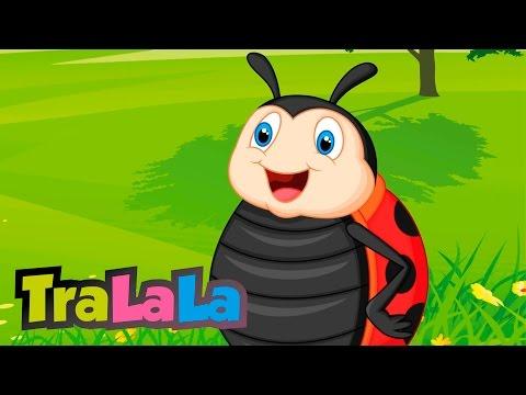 Ghiocelul și buburuza - Cântece de primăvară pentru copii | TraLaLa