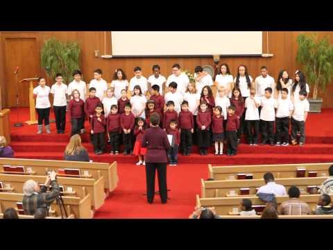 Alpine Christian School Special Music January 31, 2015 Rockford SDA Church