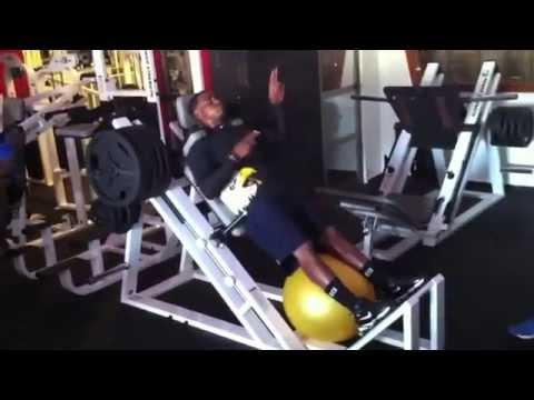 Yoenis Cespedes: The Showcase (Major League Baseball next Phenom)