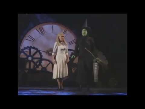 Wicked Cast On Tony Awards ~ Defying Gravity