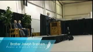 Bro Joseph Branham speaks of the Fivefold Ministry