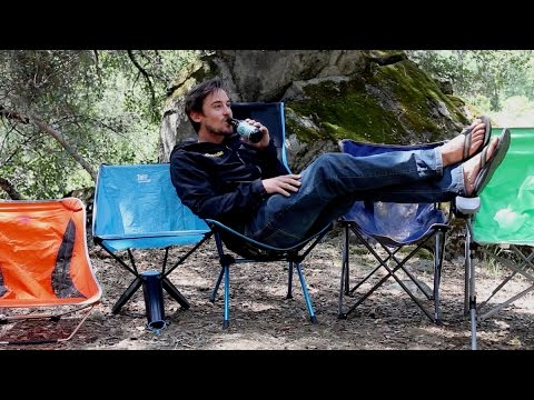 Choosing the Perfect Camp Chair