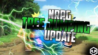 [CODICE] NUOVO AGGIORNAMENTO DI TREE JUMPING in NRPG Beyond Roblox
