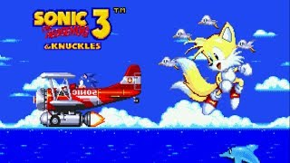 Sonic and Knuckles & Sonic 3 - Sonic 3 and Knuckles-Tails[second half] - User video