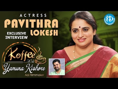 Actress Pavithra Lokesh Exclusive Interview || Koffee With Yamuna Kishore #6